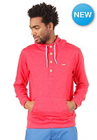 IRIEDAILY Hipster Hooded Sweat red mel.