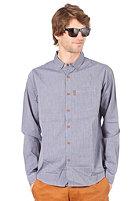 IRIEDAILY Irie City L/S Shirt jeansblue