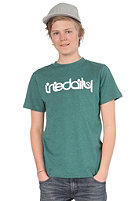 IRIEDAILY KIDS/ Matter 2 S/S T-Shirt green melange