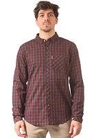 IRIEDAILY Kieran L/S Shirt maroon