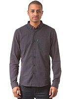 IRIEDAILY Kieran Plus L/S Shirt navy