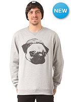 IRIEDAILY Mopster Crew Sweat grey-mel.