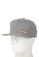 IRIEDAILY Patch Snap Cap grey-mel.