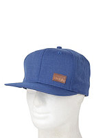 IRIEDAILY Patch Snap Cap royal blue