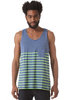 IRIEDAILY Seemann Pocket Tank Top steel mel.