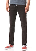 IRIEDAILY Slim Shot Color Denim Pant black