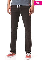 IRIEDAILY Slim Shot Color Denim Pant black