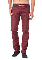 IRIEDAILY Slim Shot Pant maroon