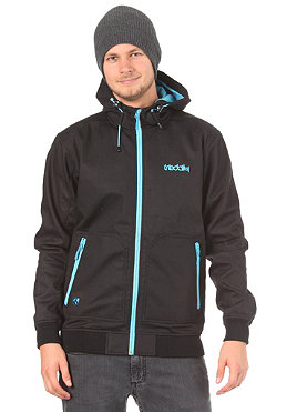 IRIEDAILY Sober Hooded Jacket black