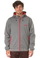 IRIEDAILY Sober Run Jacket grey melange