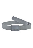 IRIEDAILY Stainless Rubber Belt anthracite