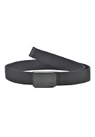 IRIEDAILY Stainless Rubber Belt black