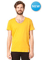 IRIEDAILY Subneck S/S T-Shirt gold yellow