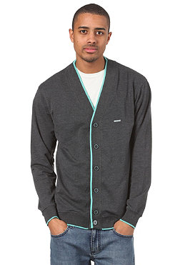 IRIEDAILY Sweat 2 Cardigan Sweatshirt anthracite melange