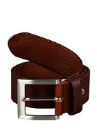 IRIEDAILY Top 2 Bottom Leather Belt brown
