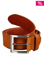 IRIEDAILY Top 2 Bottom Leather Belt congnac