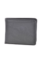 IRIEDAILY Top 2 Punch Wallet black