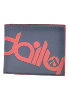 IRIEDAILY Top 3 Bottom Wallet navy