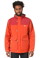 IRIEDAILY Top Dock Jacket rust