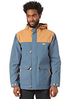 IRIEDAILY Top Dock Jacket steelblue
