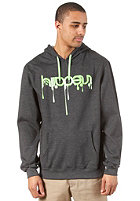 IRIEDAILY Upside Down 2 Hooded Sweat anthra mel.