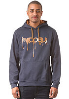 IRIEDAILY Upside Down 2 Hooded Sweat night sky