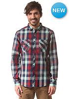 IRIEDAILY Valle Bamboo L/S Shirt mintgrey