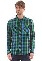 IRIEDAILY Valle L/S Shirt green blue