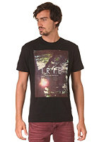 IRIEDAILY Wherever S/S T-Shirt black