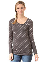 IRIEDAILY Womens Asym Hot Dot coal