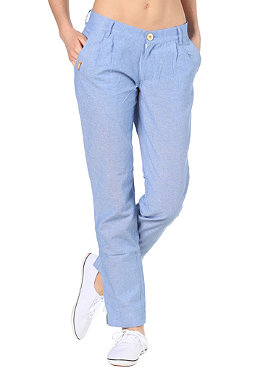 IRIEDAILY Womens Chambray Chino Pant light blue