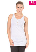 IRIEDAILY Womens Clerk Tank Top white melange