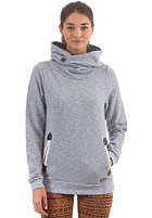 IRIEDAILY Womens Cushy Turtle Hooded Sweat navy
