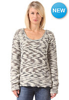 IRIEDAILY Womens Dafne Knit Sweat grey-mel.