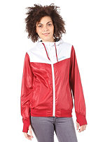 IRIEDAILY Womens Dot Spice Jacket bordeaux red