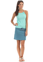 IRIEDAILY Womens Flashy 2 Tone Dress petrol mel.