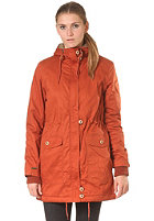 IRIEDAILY Womens Girly Goerli Parka rust
