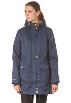 IRIEDAILY Womens Girly Goerli Parka steelblue