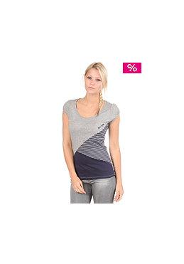 IRIEDAILY Womens Iriecreate S/S T-Shirt grey melange