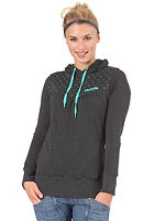 IRIEDAILY Womens Iriespot Hooded Sweat anthracite melange