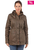 IRIEDAILY Womens Jatoba 212 Jacket chocolate