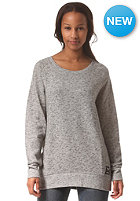 IRIEDAILY Womens Jazzie Space Sweat charc mel.