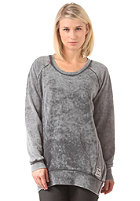 IRIEDAILY Womens Jazzie Vintage Sweat coal wash