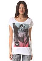 IRIEDAILY Womens Keep Her S/S T-Shirt white