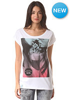 IRIEDAILY Womens Keep Her S/S T-Shirt white