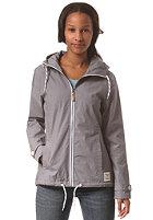 IRIEDAILY Womens Kishory 5.0 Windbreaker Jacket grey-mel.