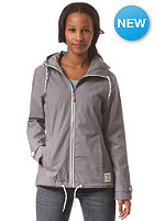IRIEDAILY Womens Kishory 5.0 Windbreaker Jacket grey-mel.