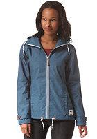 IRIEDAILY Womens Kishory 5.0 Windbreaker Jacket steelblue