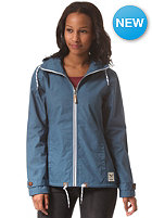 IRIEDAILY Womens Kishory 5.0 Windbreaker Jacket steelblue