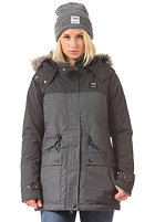 IRIEDAILY Womens Koerte Jacket anthra mel.